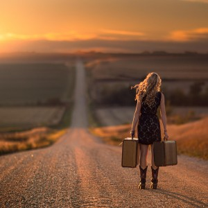 girl-walking-on-alone-road-wallpaper-2048x2048
